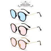 Lカラ―レンズ サングラス レディース/メンズ 全4色