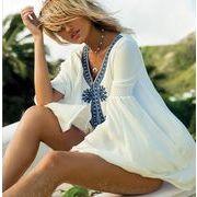 レディース UVカット 接触冷感 Tシャツ 薄手 冷房対策 紫外線対策