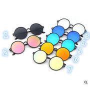 同梱でお買得★★透明反射ミラーサングラス★レディースファッション★サングラス
