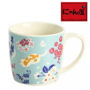 「にゃん屋」★日和猫マグカップ (1個箱入り)