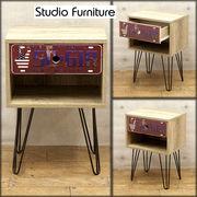 【Studio Furniture 】 組立家具★スタジオファニチャー 1段キャビネット001★