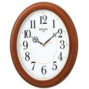 【新品取寄せ品】セイコークロック 電波掛時計 KX390B