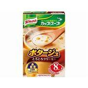 【代引不可】AJINOMOTO 味の素 クノール カップスープ ポタージュ 8袋 x6