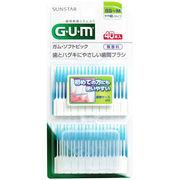 GUM ガム・ソフトピック 無香料 SS-Mサイズ 40本入