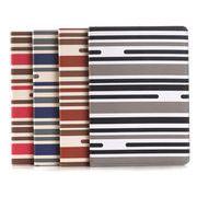 iPad Air2専用ケース 手帳型●スタンドケース●縞模様