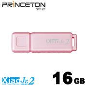 PFU-XJ2/16GP USB接続フラッシュメモリ 「Xiao Jr.2」シリーズ 16GB  ピンク