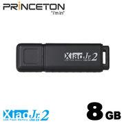 PFU-XJ2/8GK USB接続フラッシュメモリ 「Xiao Jr.2」シリーズ 8GB ブラック