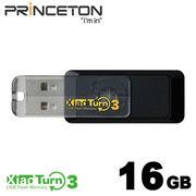 PFU-XT3S/16GK USB3.0対応フラッシュメモリー「Xiao Turn 3」(XT3S)シリーズ 16G ブラック