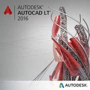 AUTOCADLT16CNSL AutoCAD LT 2016 Commercial New SLM