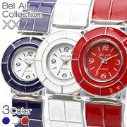【レディース仕様】★アクセサリーとしても使える ブレスレット レディース腕時計 AC-W-XX7【保証書付】