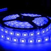 LEDテープライト/5050型チップ/ブルー/5M/300発/IP68防水