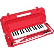 P3001-32K/RD メロディーピアノ (レッド)