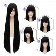 ���\�E�C�b�O �j�[ ���d�� �H�R�Y �Ñ� �R�X�v���E�B�b�O �ϔM wig cosplay �E�C�b�O ���� �R�X�`���[��