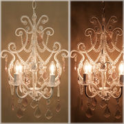 ���yGlass Chandelier Androneda�z���[���b�p�����S���K���X�V�����f���A �A���h�����_-2 �z���C�g��