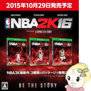 【Xbox One用ソフト】 NBA 2K16 TL7-00001