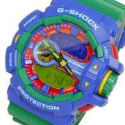 カシオ Gショック ハイパーカラーズ デジタル メンズ アナデジ 腕時計 GA-400-2A