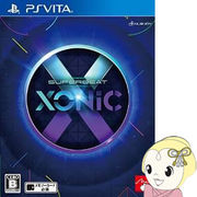 【PSV用ソフト】 アークシステムワークス SUPERBEAT XONiC VLJS-05080
