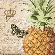 Paper+Design ペーパーナプキン パイナップル