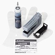 エレコム キヤノン 326/321用詰め替えインク THC-326321BK5
