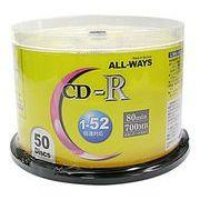 ALL-WAYS 【 CD-R 】 ALCR52X50PW