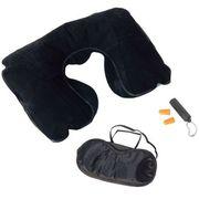 巾着付トラベル3点セット / 旅行 携帯用 機内用