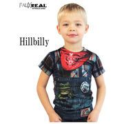 FAUX REAL Toddler Hillbilly  13483