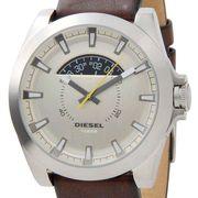 ディーゼル DIESEL アージェス クオーツ メンズ 腕時計 DZ1690 ライトベージュ