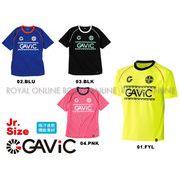 【ガビック】 GA8621 プラクティス Tシャツ 全4色 ジュニア