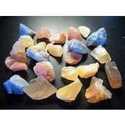 【天然石】 【浄化・結合の石】 ミックスカラー カルサイト 200~500g量り売り