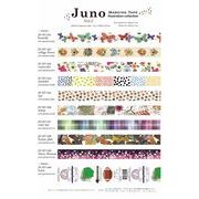 4��15�� �ē�ח\��  3��10��\����؁@JUNO Vol2 �}�X�L���O�e�[�v 15mm25mm masking tape�@
