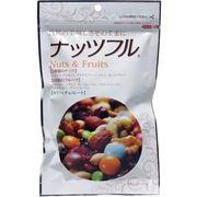 ナッツフル ナッツ&フルーツ 150g入