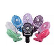 【充電式MINIFAN】4枚羽根 クリップ型 卓上扇風機 充電式扇風機 USB扇風機 MINIFAN 省エネ 小型ファン