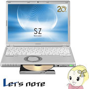 CF-SZ5WDKPR �p�i�\�j�b�N Let's Note 12.1�C���` �ii5�A�X�[�p�[�}���`�h���C�u�A�V���o�[�AOffice���E