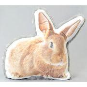 【12月5日から19日まで10%分引きセール!】【ファークッション ラビット】ウサギ雑貨