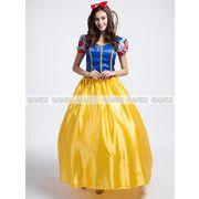 ロング 白雪姫 コスプレ 魔女 ハロウィン コスチューム  ディズニー  大きいサイズ  7806