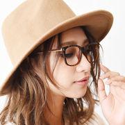 ◆マットフレーム・ウェリントンダテメガネ/眼鏡/伊達/フレーム/サングラス/めがね◆425017