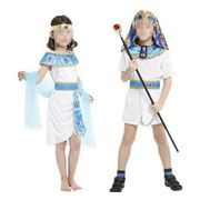 ハロウィン衣装 子供用  エジプト風 王女様 仮装 お姫様 キッズ アラビア姫様