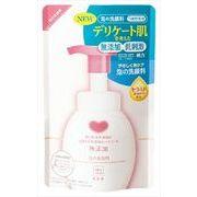 牛乳石鹸共進社 無添加泡の洗顔料詰替180ML