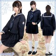 ■送料無料■森村学園 冬服 サイズ:M/BIG