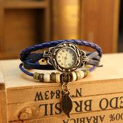 腕時計 ブレスレット レトロガール レディース ウォッチ  アンティーク風