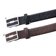 (傘&ベルト・財布・ベルト)(ベルト)マレリー オーストリッチ ベルト MB20730