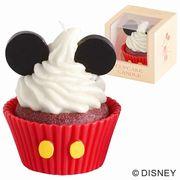 kameyama candle ディズニーカップケーキキャンドル 「ミッキー」