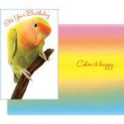 Stockwell Greetings グリーティングカード バースデー 鳥