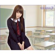 ■送料無料■帝塚山学院中学校高等学校 冬服 サイズ:M/BIG