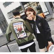 ジャケット♪ブラック/グリーン2色展開◆【春夏新作】
