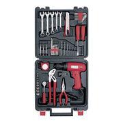 (ハウスワーク)(工具)AC100Vドリル&ドライバー・ツールセット CC-700