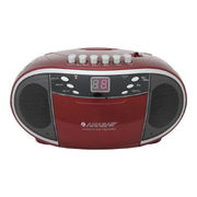 (レジャー)(AV機器)アナバス CDラジカセ CD-C500