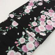NEW浴衣SALE【プレタ】 一足先に新作高級ゆかたを格安でお届けします!黒
