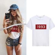 初回送料無料 2017 男女兼用 ゆったり 半袖 Tシャツ 大人気 全4色 Gjtyh-1705afy01 初春 新作