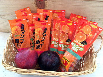 フルーツの香りの入浴剤★ミックス バス★
